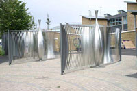 Gates and Fencing to new Primary School, Matthew Feddon