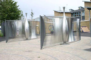 Gates and Fencing to New Primary School